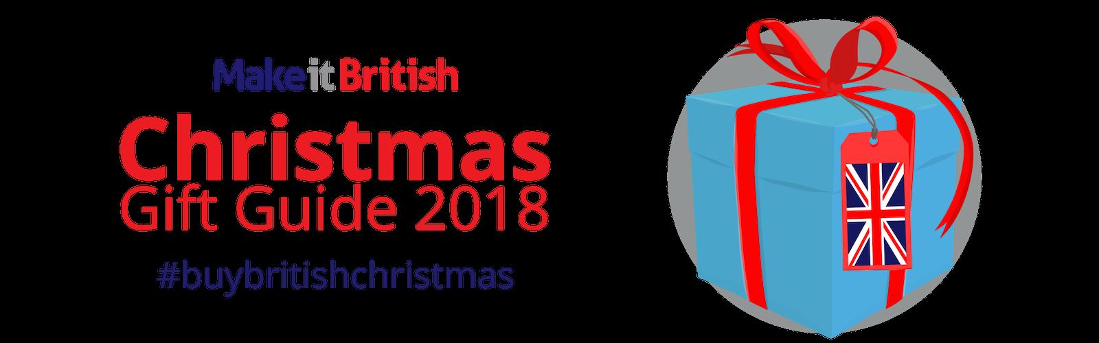 Take the Make it British Christmas Quiz!