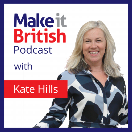 Make it British Podcast