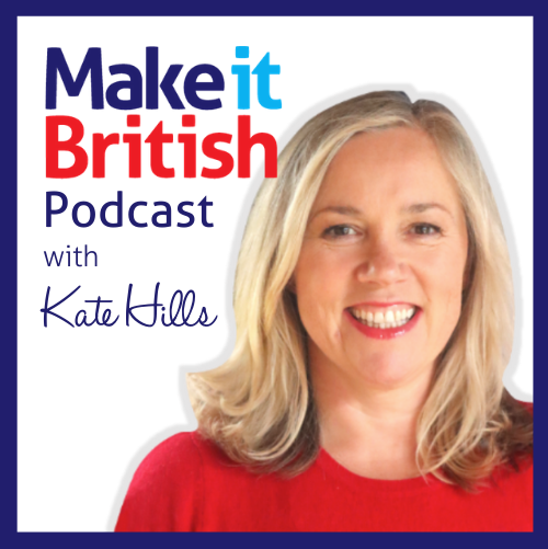 Make it British Podcast