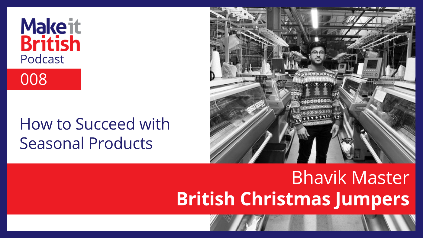Bhavik Master British Christmas Jumpers