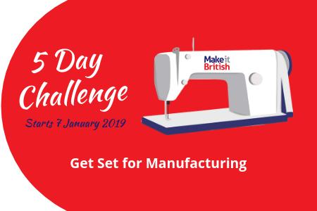 Red Get Set Challenge Web Banner
