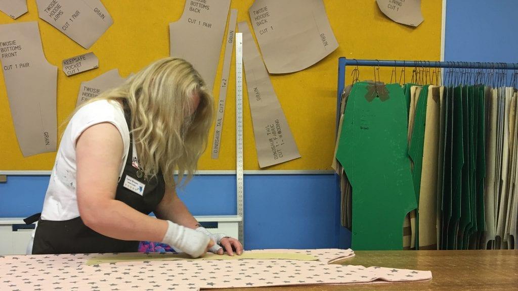 pattern cutter uk factory
