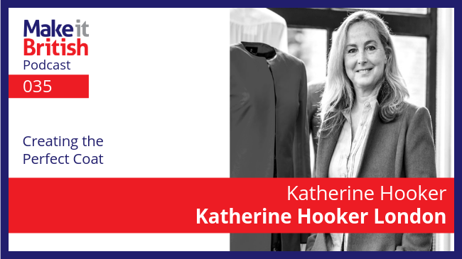 Katherine Hooker the perfect coat