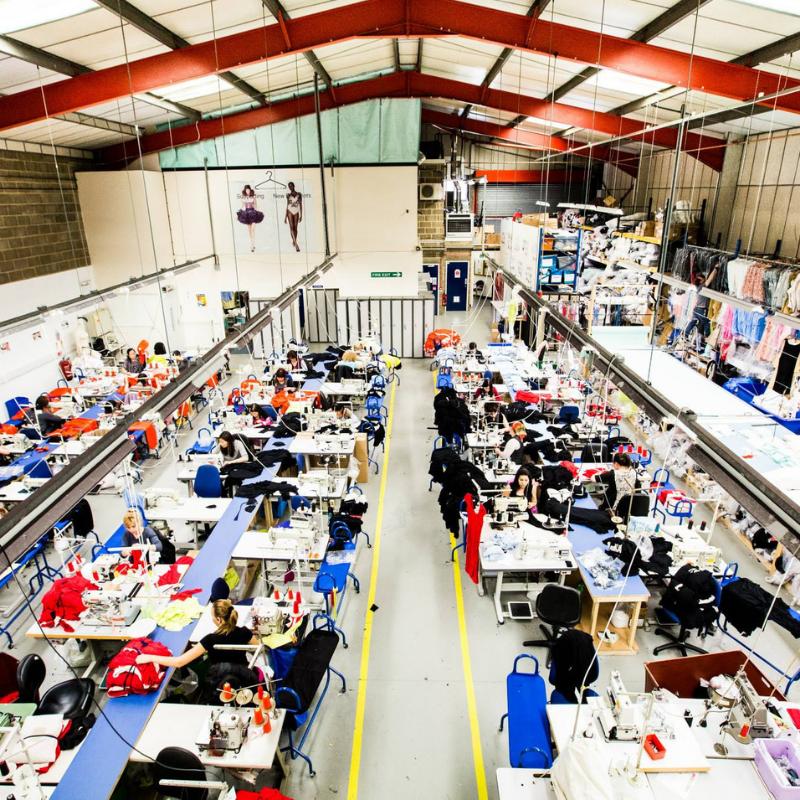 Fashion Enter, UK garment manufacturers