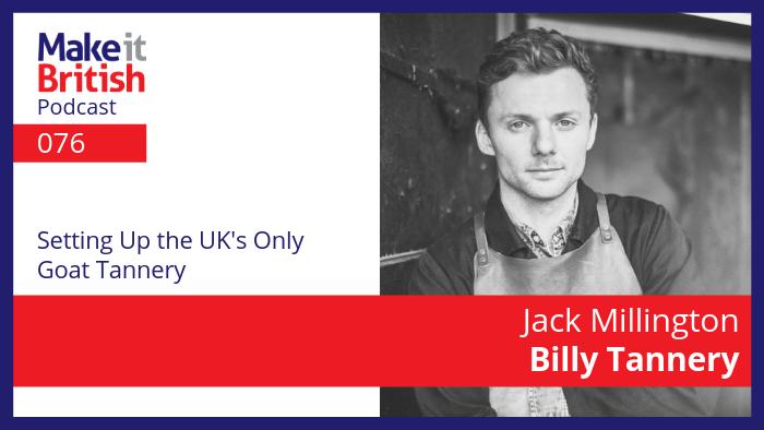 Jack Millington Billy Tannery