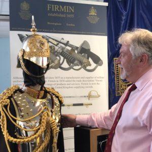 Firmin & Son - the Queen's button maker