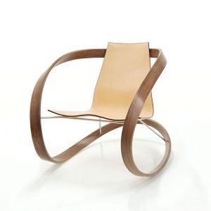 Katie Walker Ribbon Rocking Chair