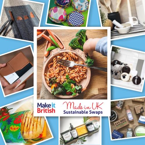 UK-made sustainable plastic swaps