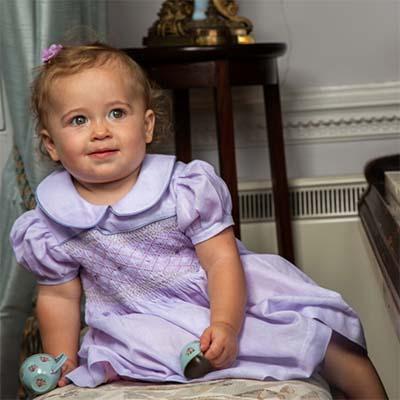 Dawn Clarke Design Babywear occasionwear