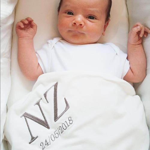 Lotus Maternity British-made baby blankets
