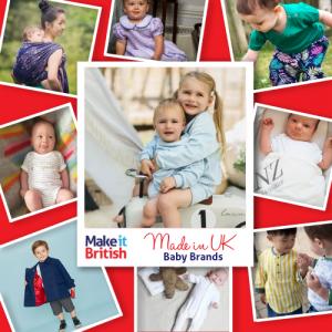 Top 10 made in UK baby brands