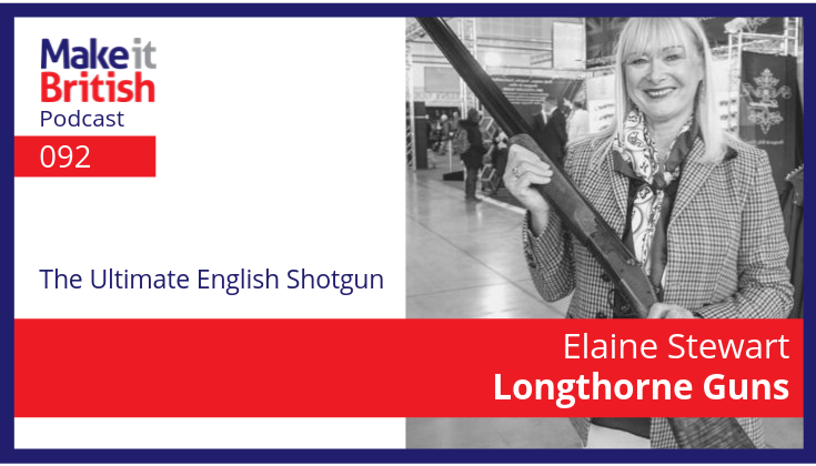 Elaine Stewart Longthorne Guns