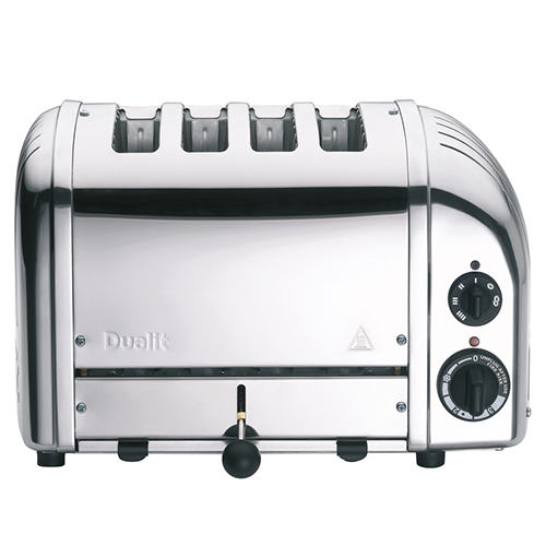 Dualit Classic Toaster British-made kitchenware