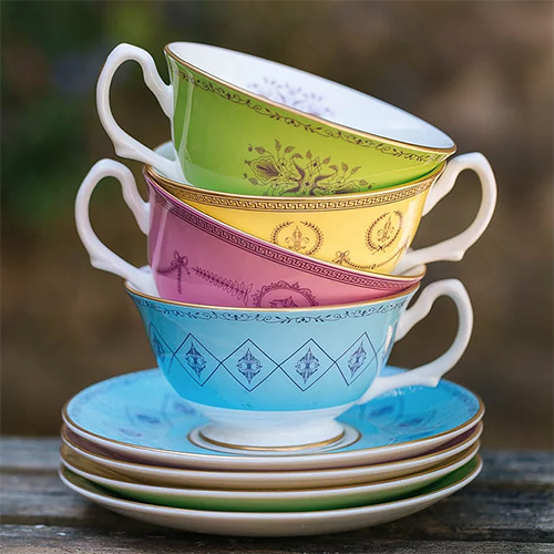 English Bone China by Sara Smith British-made kitchenware