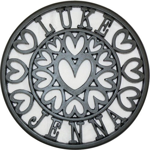 Lumley Designs - Cast Iron Trivet