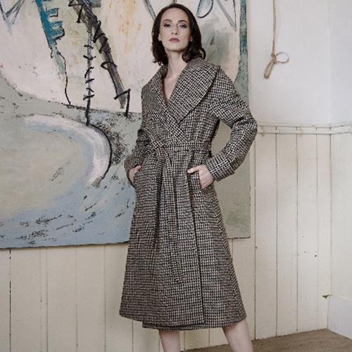 Elizabeth Martin - Cora Coat