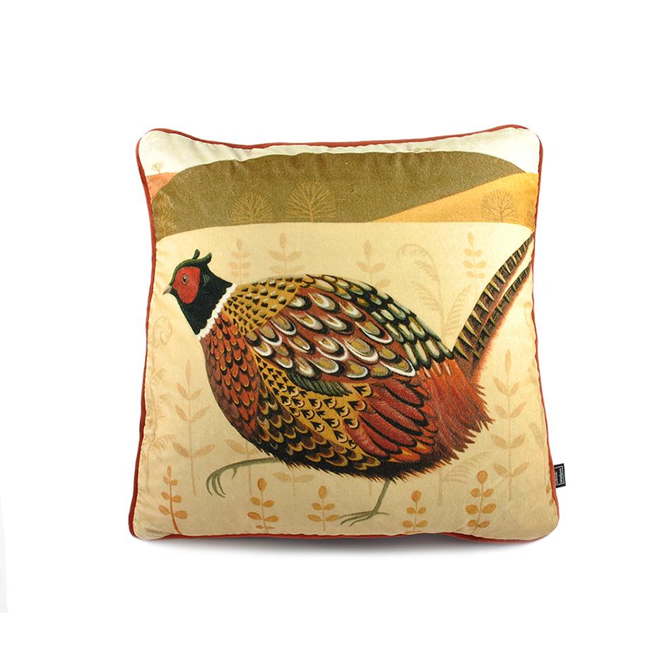 Pheasant_Cushion1
