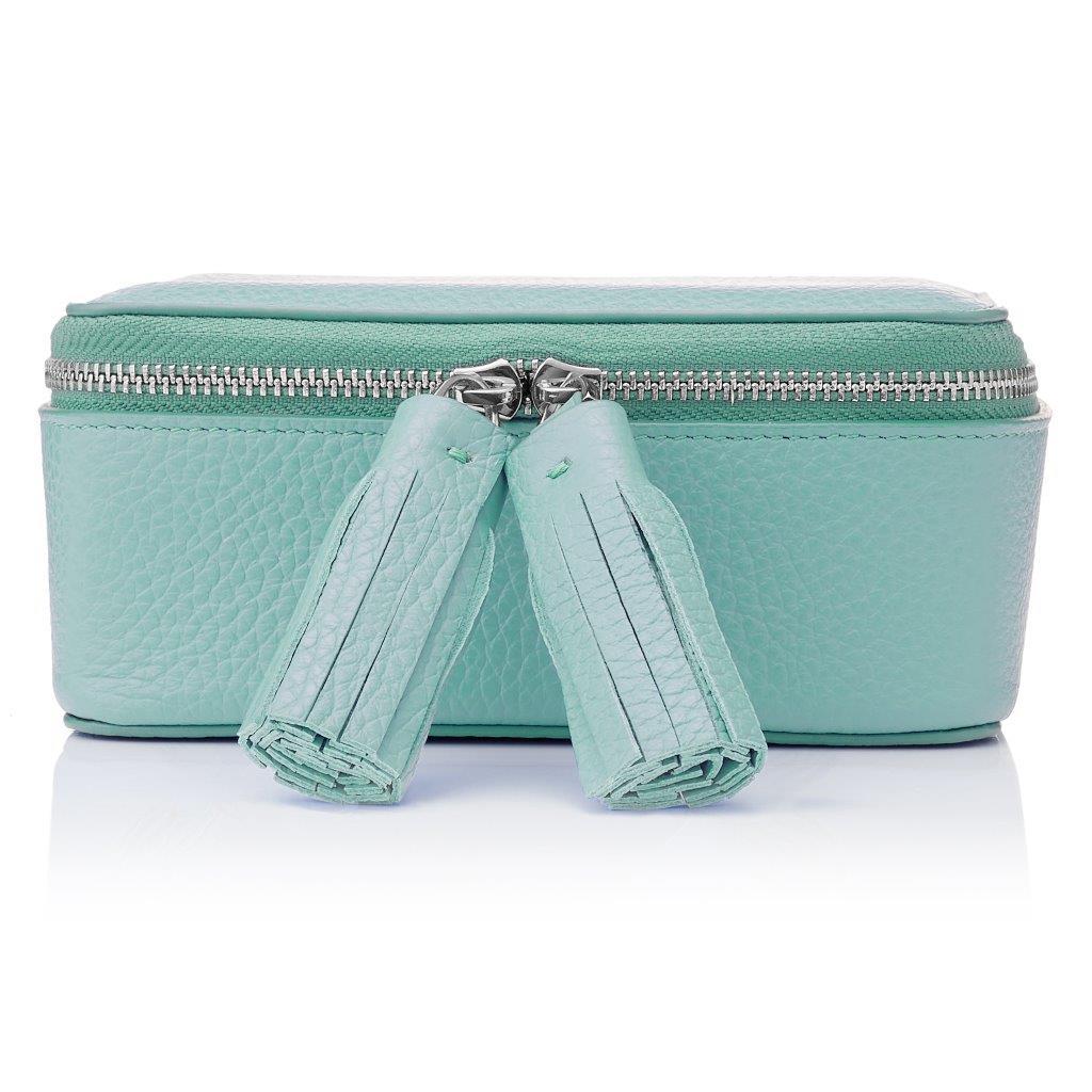 SARAH-HARAN-JEWELLERY-BOX_Tiffany-Mint-Silver-insert-angle_FRONT