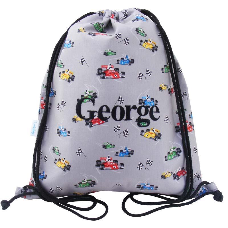 racing-cars-personalised-swim-bag