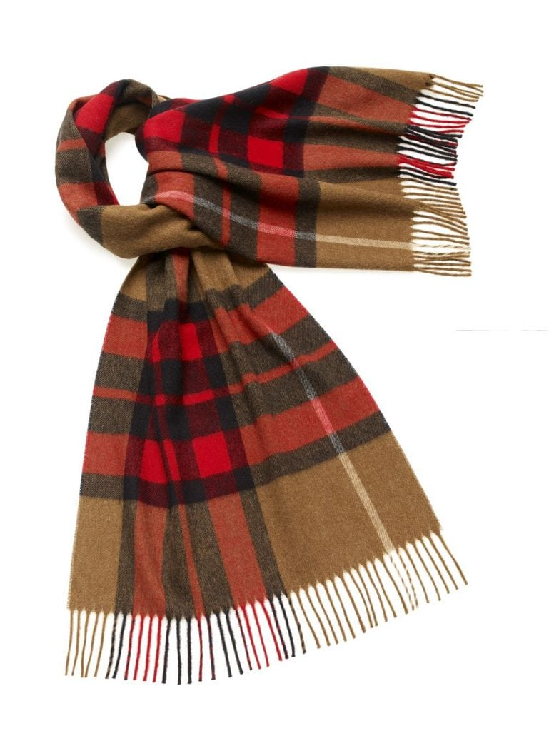 S0484-A01-Lambswool-Country-Westminster-Stole-Camel-Red-50cm