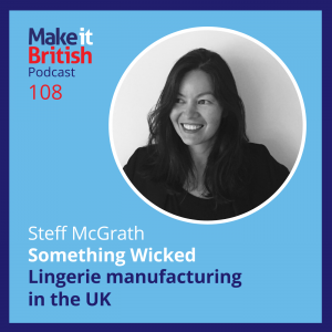 Lingerie Manufacturing in the UK