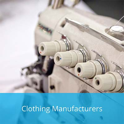 made in britain directory clothing manufacturers