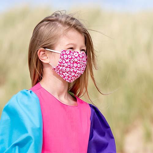 Lola Starr childrens face mask
