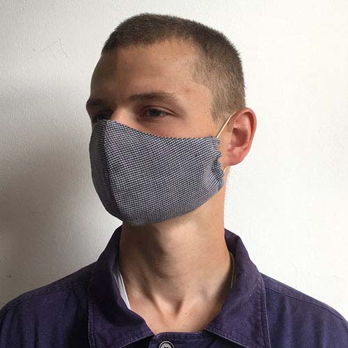 Pajotten Face Covering made in the UK