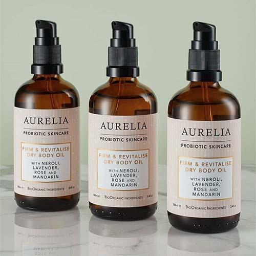 Aurelia Skincare UK-made beauty brand