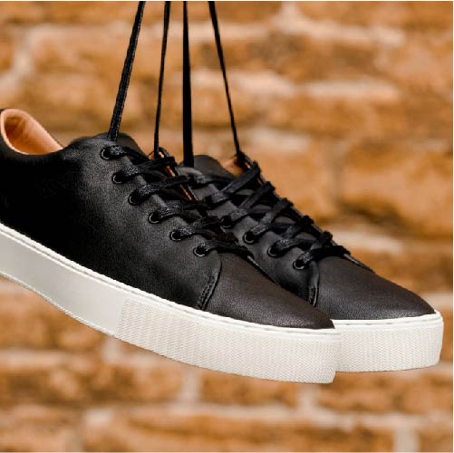 Billy Tannery, made in the uk, made in britain, british brands, goatskin, sneakers, leather goods, goat leather, craftsmanship