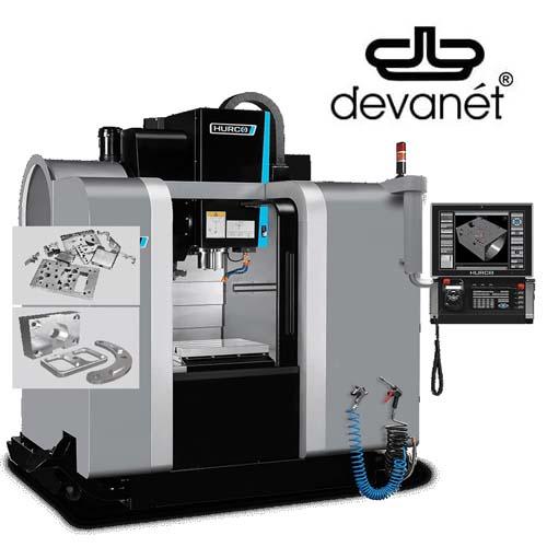 Devanet VMC CNC machining