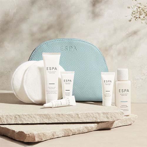 ESPA UK-made beauty brand