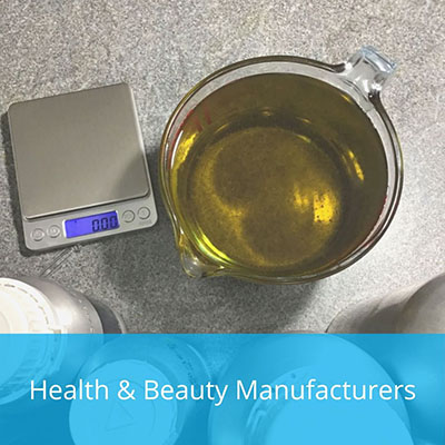 UK Health & Beauty Manufactures Directory