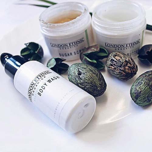 London Organic British-made beauty brand