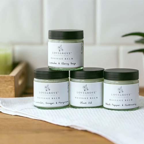 Lovegrove Essentials British-made beauty brand