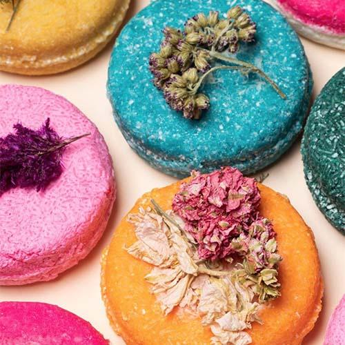 Lush UK made beauty brand