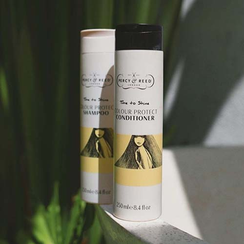 Percy & Reed UK-made beauty brand haircare