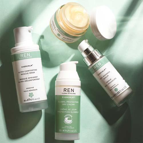 REN Clean Skincare UK-made beauty brand