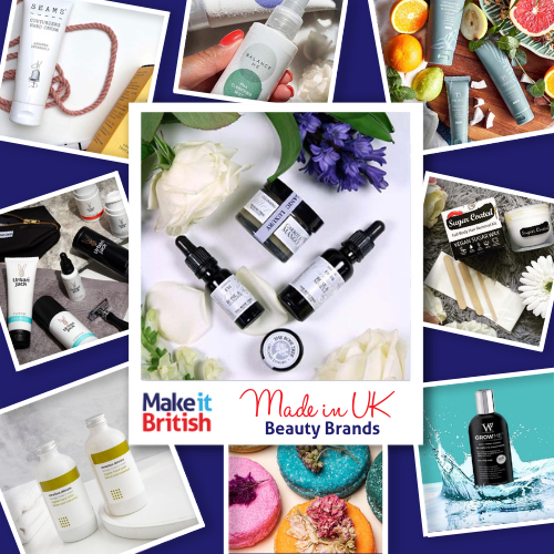 Top UK-made Beauty Brands