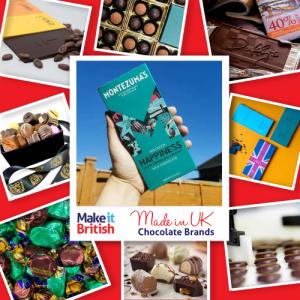 Top 10 UK-made chocolate brands
