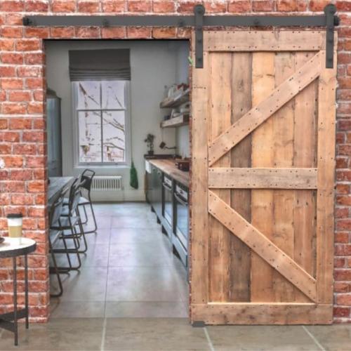 DoorMate, sliding barn door hardware, barndoorhardware, home furnishings, uk made home, british made doors, uk made doors, sustainable interiors