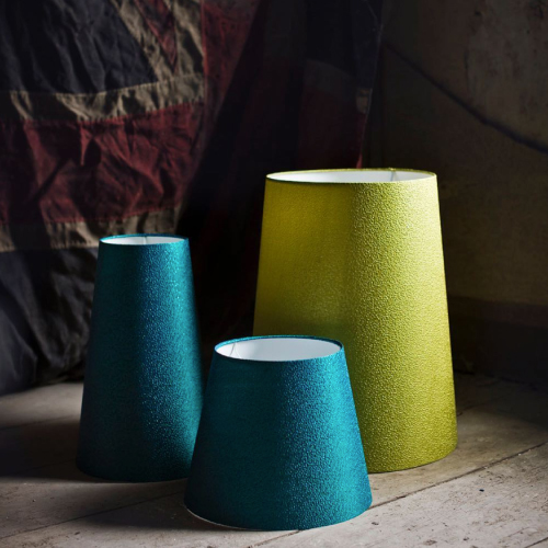 Feature Lighting, UK made lampshades