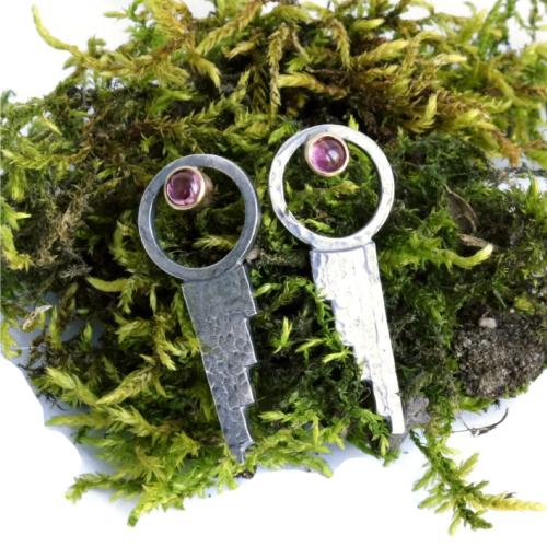 Pretty Wild Jewellery, niche design,  fantasy accessories, edgy fashion, womens accessories, shop small, shop local