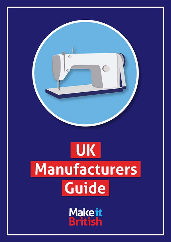 UK Manufacturers Guide Cover