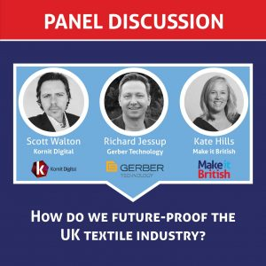 Future proof the UK textile industry