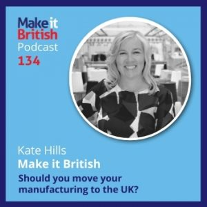 Should you move your manufacturing to the UK?