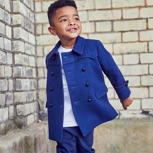Britannical UK made childrenswear coats