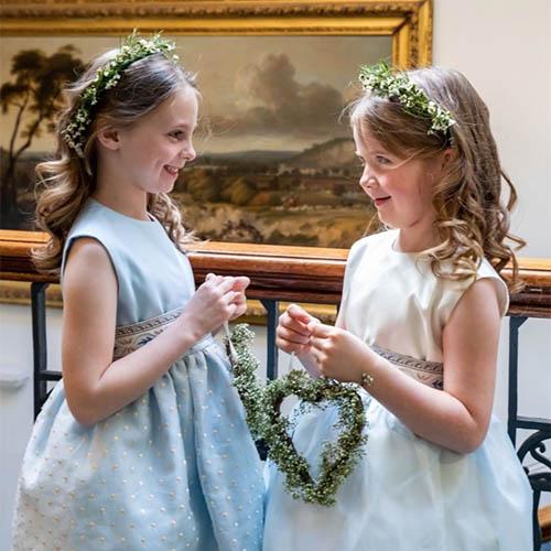 Dawn Clarke Design UK made childrens occasionwear