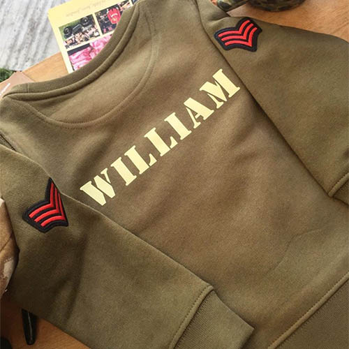 Little Hero UK made childrenswear hoodies, t-shirts, shorts