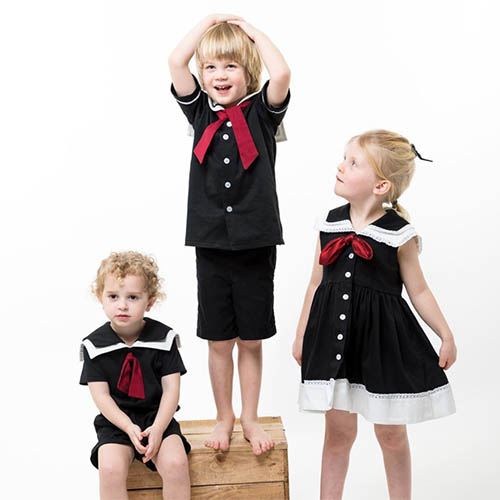 The Little Cloth Shop made in UK childrenswear